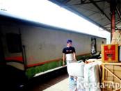 Gerbong angkutan barang ekspedisi