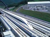 Kereta super cepat: Maglev Jepang