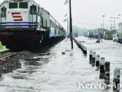 KA banjir