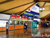 loket stasiun Bandung